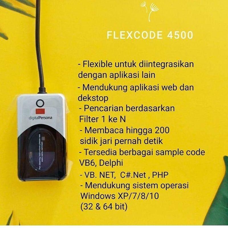 Flexcode U ARE U 4500