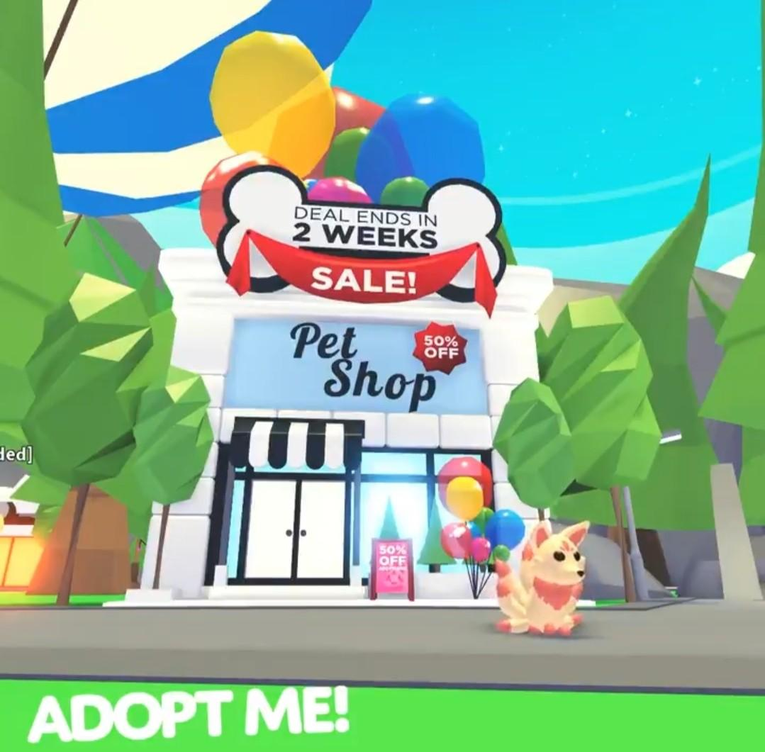 Halloween Sales For Adopt Me Pets Toys Games Video Gaming In Game Products On Carousell