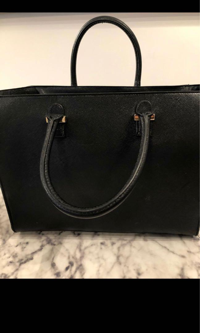 Huge H&M laptop bag