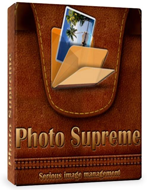 IDimager Photo Supreme 5 Pro - Aplikasi Image Gallery Management + Photo Editor Untuk Windows
