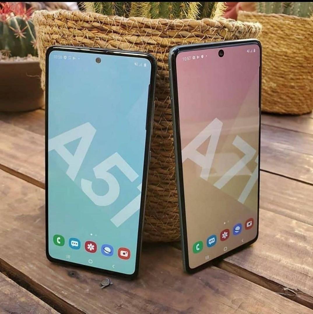 Kredit Samsung A51 Smartphone 8/128