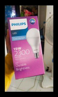 Lampu Phillips LED 19 watt