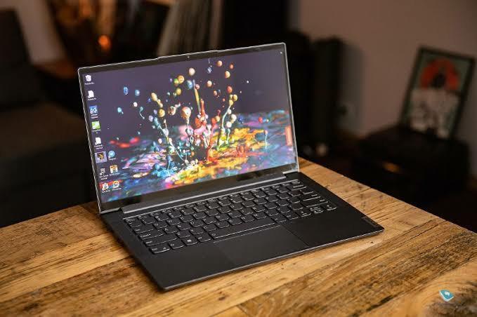 Lenovo Yoga Slim 7 Cicilan Tanpa Kartu Kredit DP Bisa 10%