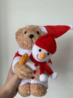 Limited Edition Christmas Bear