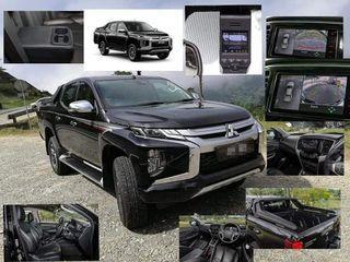 Mitsubishi Triton adventure x 2.4