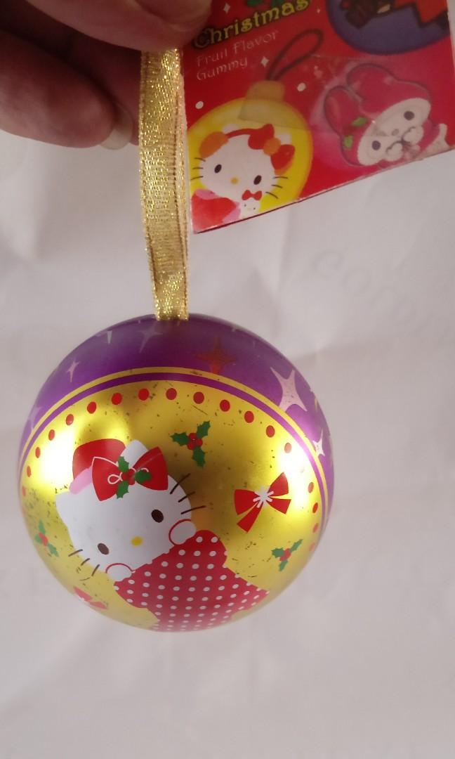 Pajangan Natal Hello Kitty
