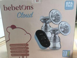 Pompa Asi Electric Bebetons Cloud