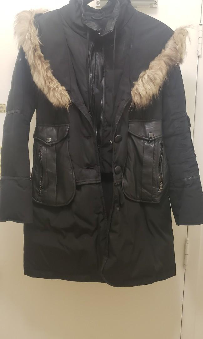 Rudsak winter jacket