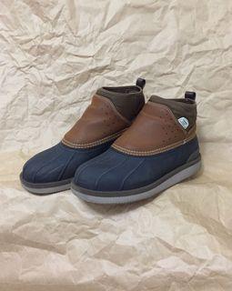 稀有日牌Suicoke獵鴨靴/原價八千多/後腳有小裂/非red wing LLBean LEVIS Nike 馬丁 martens