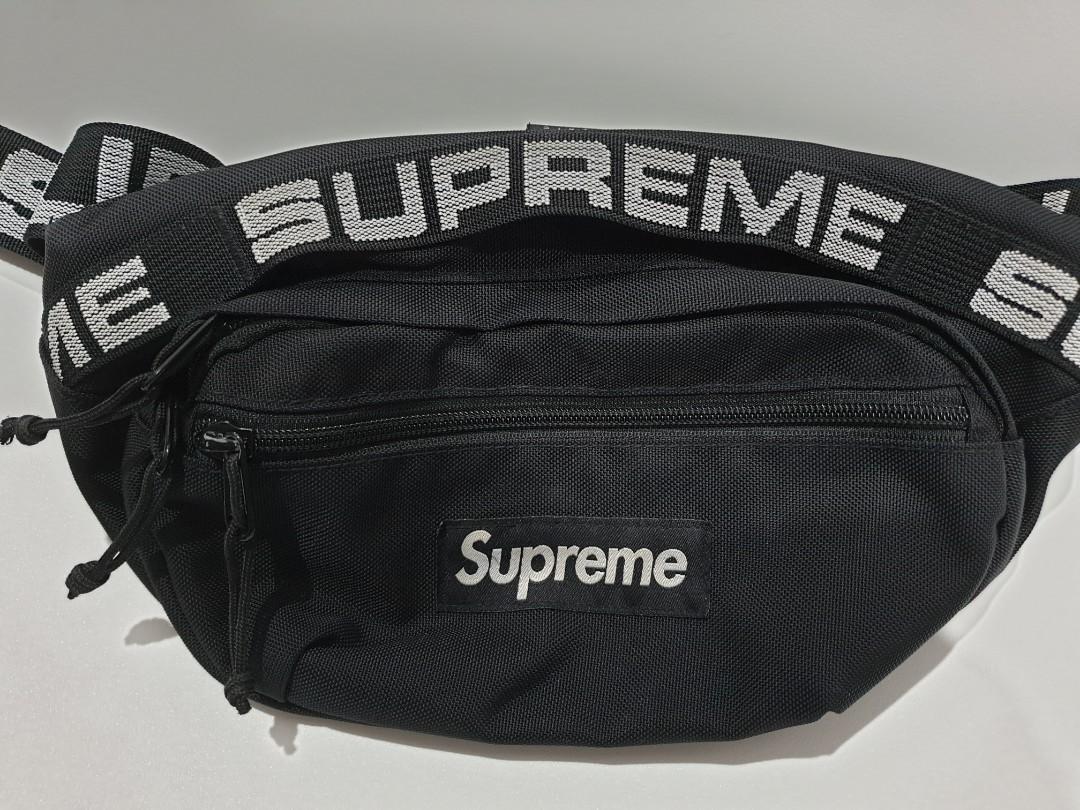 Supreme Waist Bag Ss18 Men S Fashion