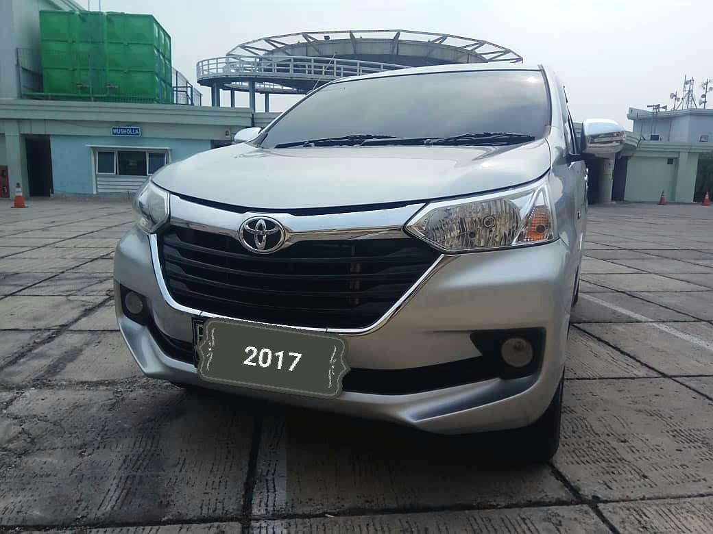Toyota Avanza G 1.3 At 2017 angs 1.5 jt only