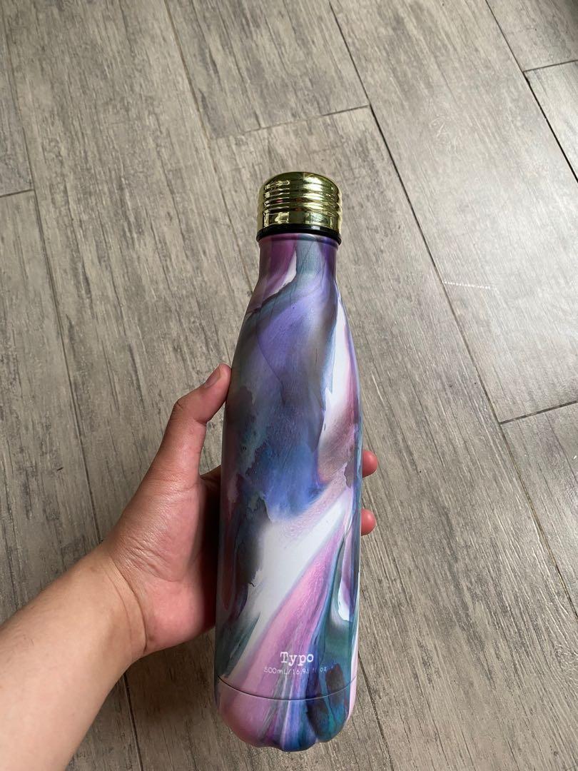 Typo tumbler/ botol minum typo