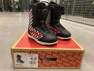 Vans Snowboard Boots - Brystal US4Y