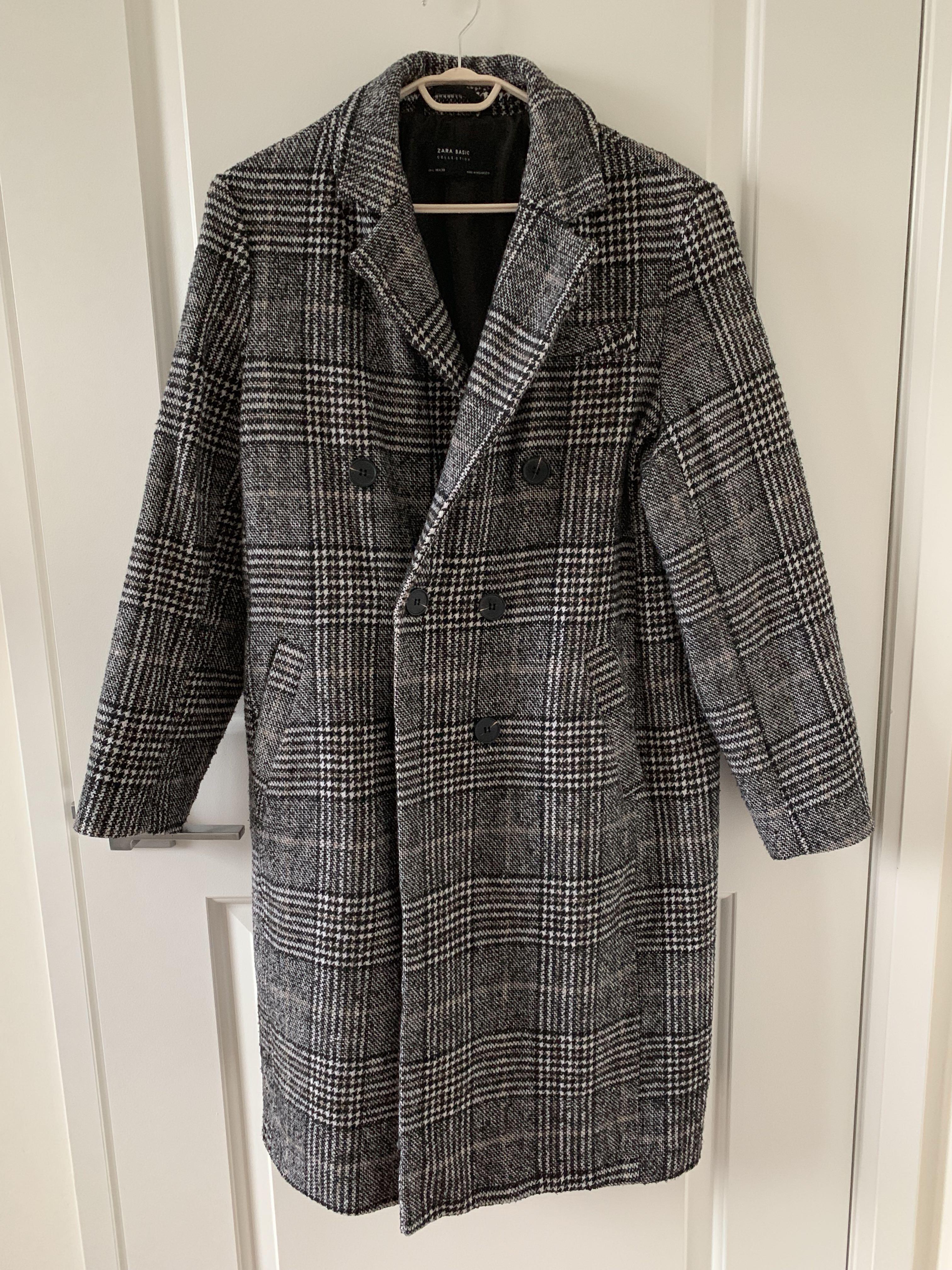Zara coat (Like New)