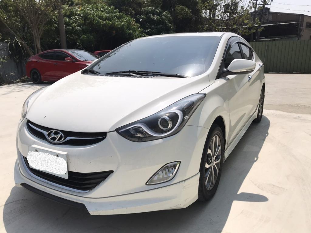 2013年  Hyundai Elantra 1.8 GLS 旗艦型
