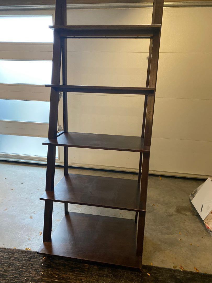 5 level shelf