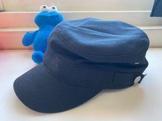 黑色挺版帽子 #雙11