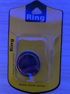 手機背扣環
