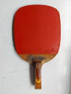 閃光一號 舊蝴蝶鐵牌 桌球 乒乓球拍