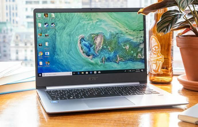 Acer Swift 1 Cicilan Tanpa Kartu Kredit DP Mulai 10%