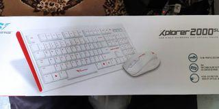 ALCATROZ XPLORER 2000 PC KEYBOARD ONLY