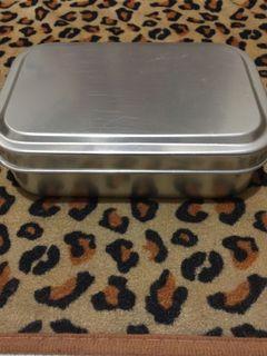 Aluminum Lunch box(japan)