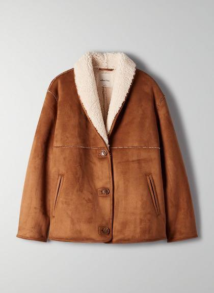 Aritzia Deanna Sherpa Jacket