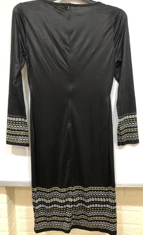 Dress fashion Hitam MIA
