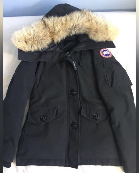 EUC Canada Goose Montebello Jacket