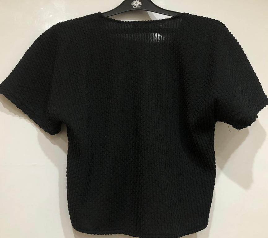 Fashion Baju wanita black