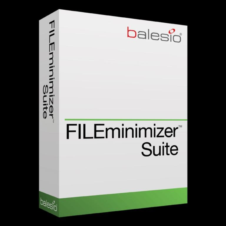 FILEminimizer Suite 8 Pro - Aplikasi Kompres Ukuran File PDF + Excel + Word + PPT Office Windows