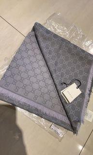 Gucci 圍巾 140*140