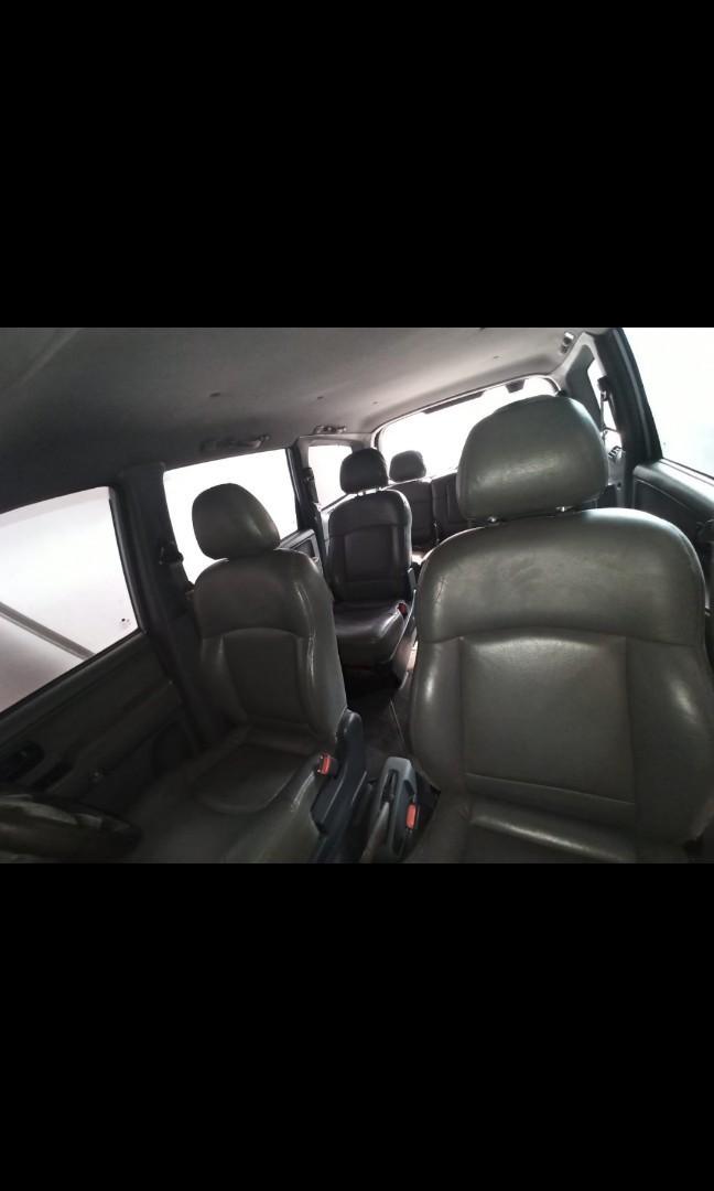 Hyundai Trajet 2008 Manual cc 2000