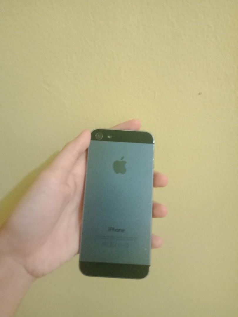 Iphone 5 batangan