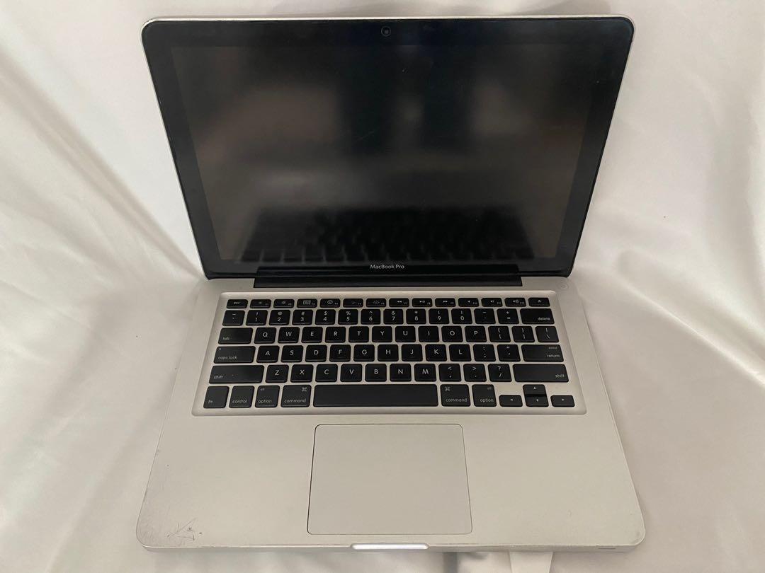 Jual Macbook pro 13 inch 2010 second