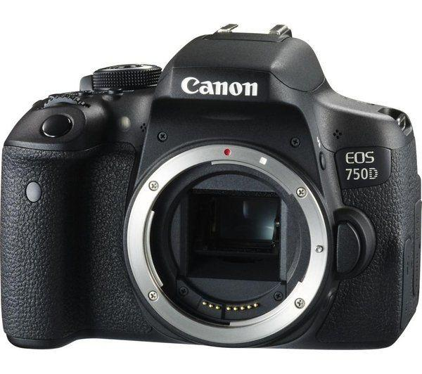Kredit Canon EOS 750D Body Only WiFi
