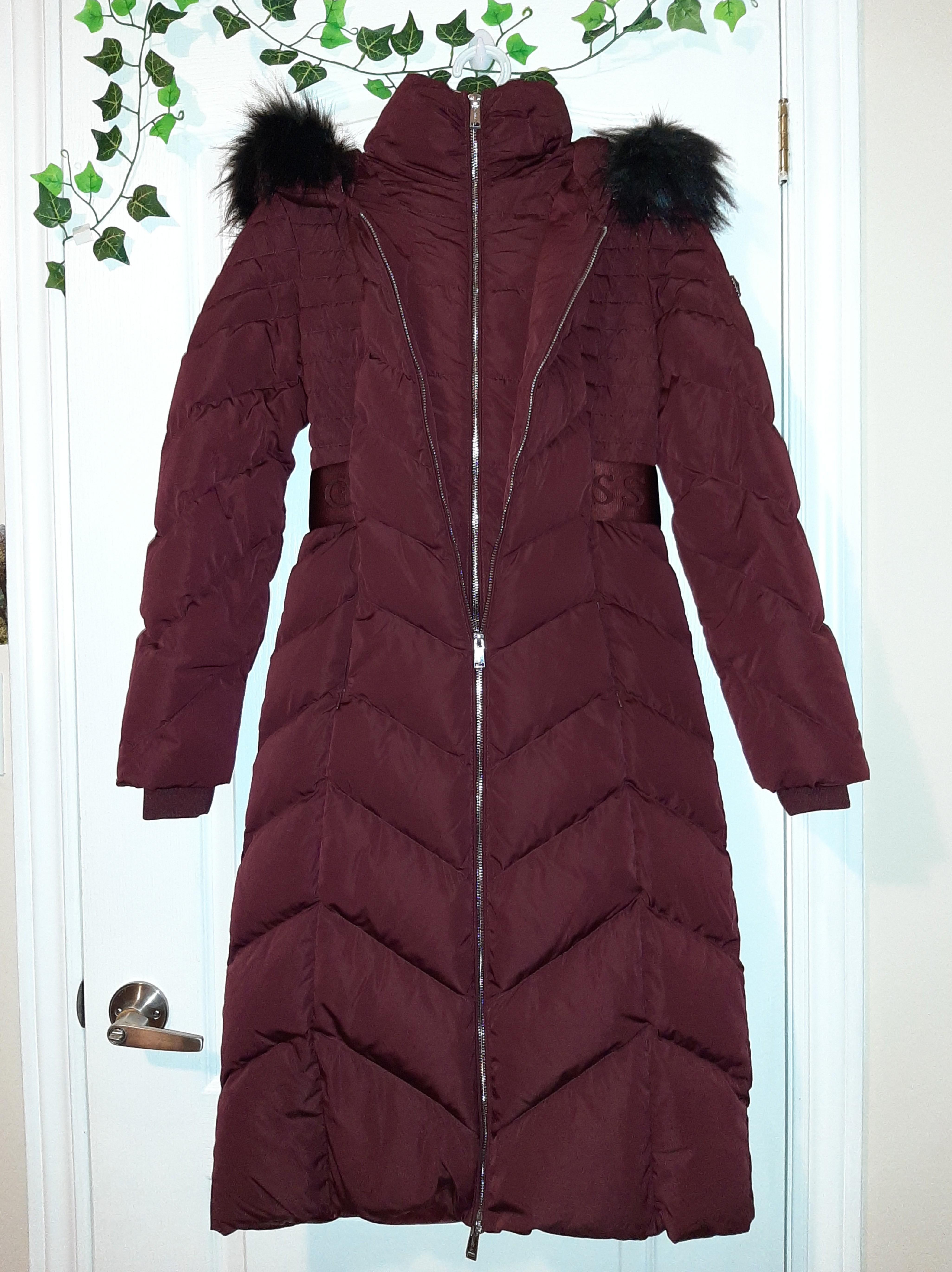Long Guess Coat
