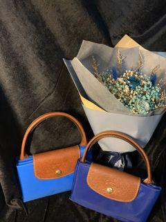Longchamp 基本尼龍折疊包