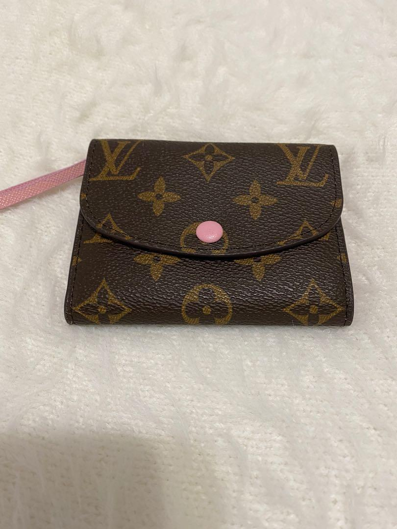 Louis Vuitton monogram wallet card holder