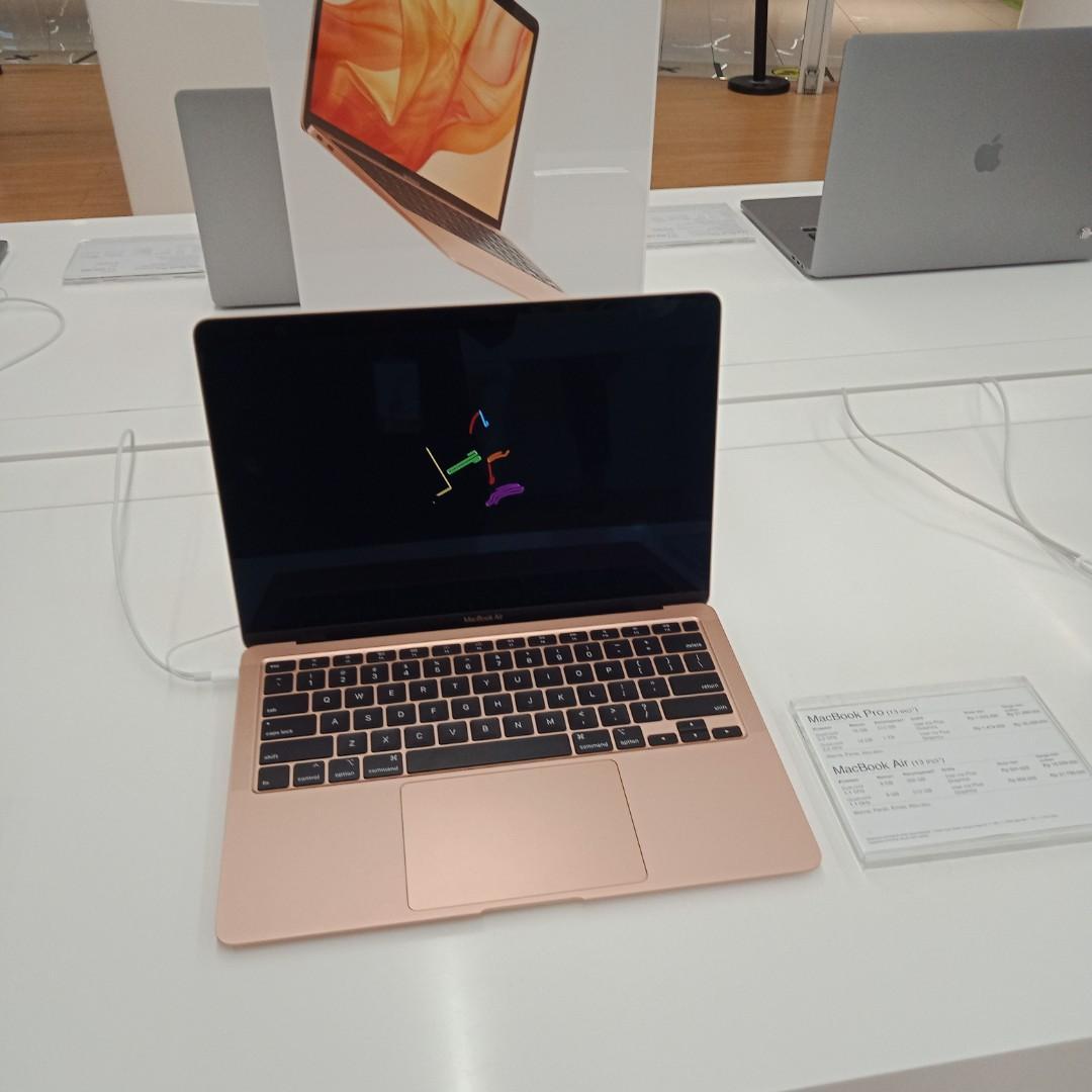 Macbook air 2020 Bisa di cicil tanpa CC DP Cukup 1jutaan