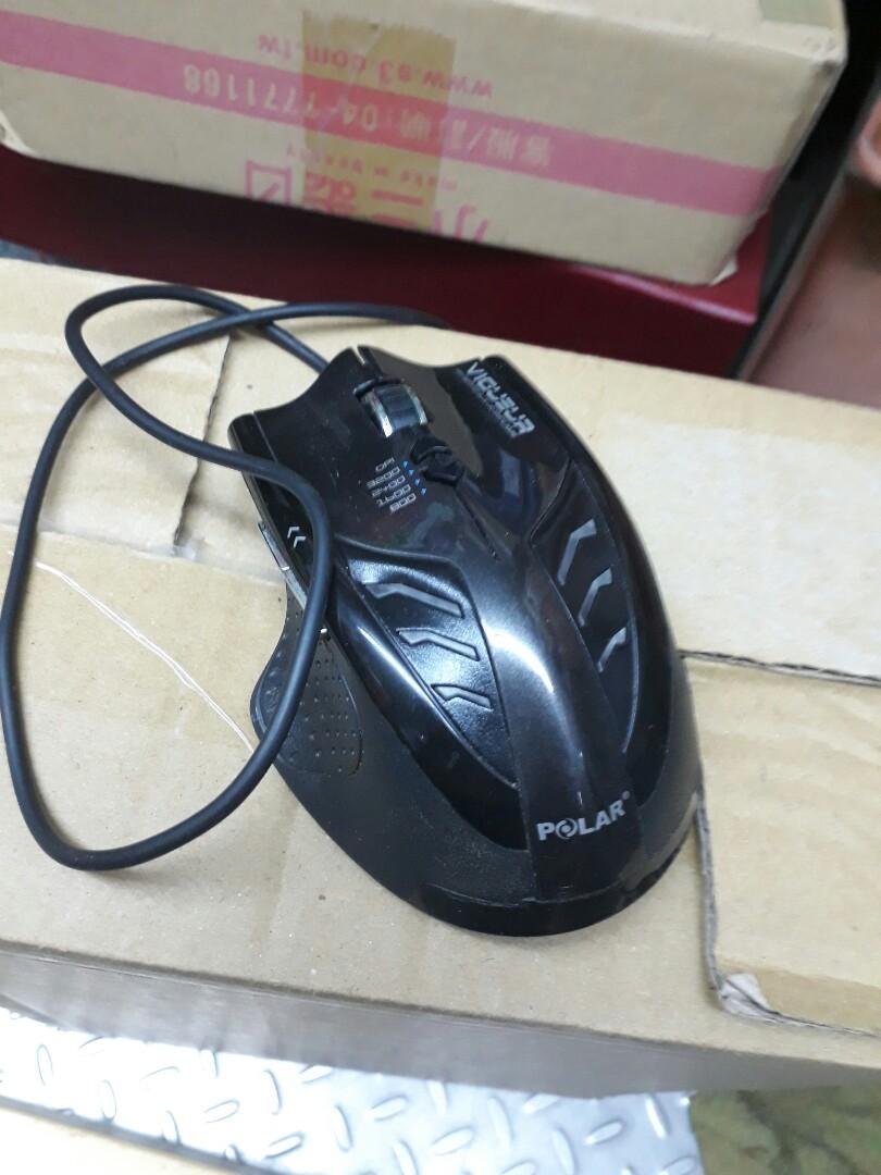PLAR滑鼠