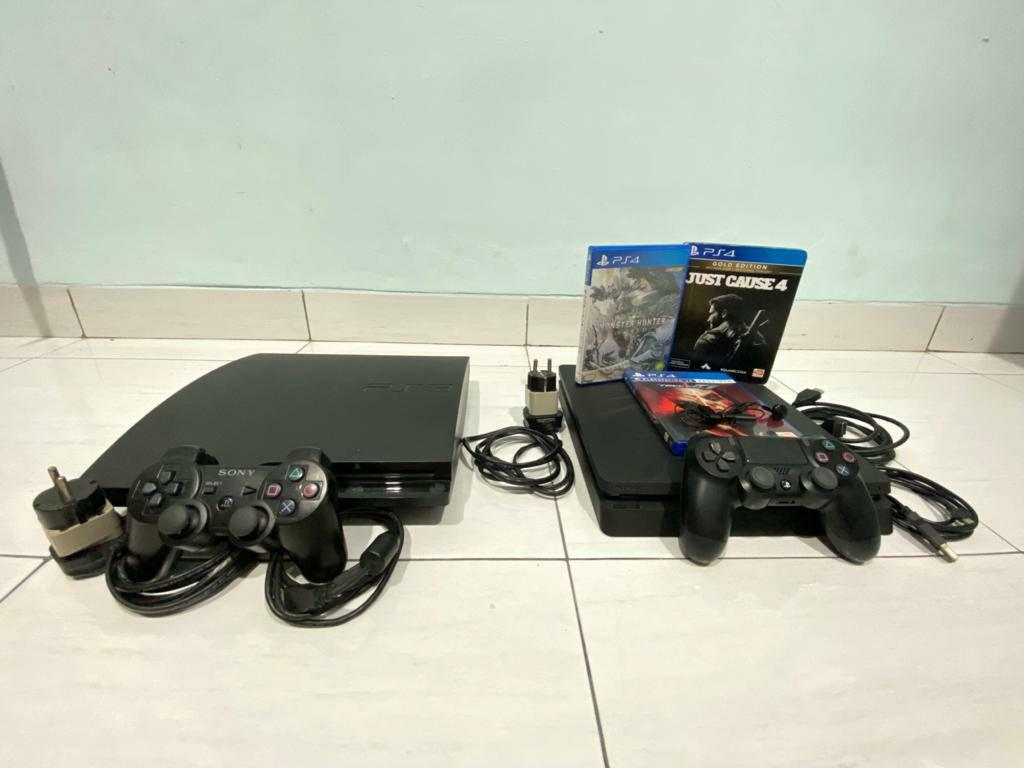 PlayStation 4 dan PlayStation 3 Bonus Kaset