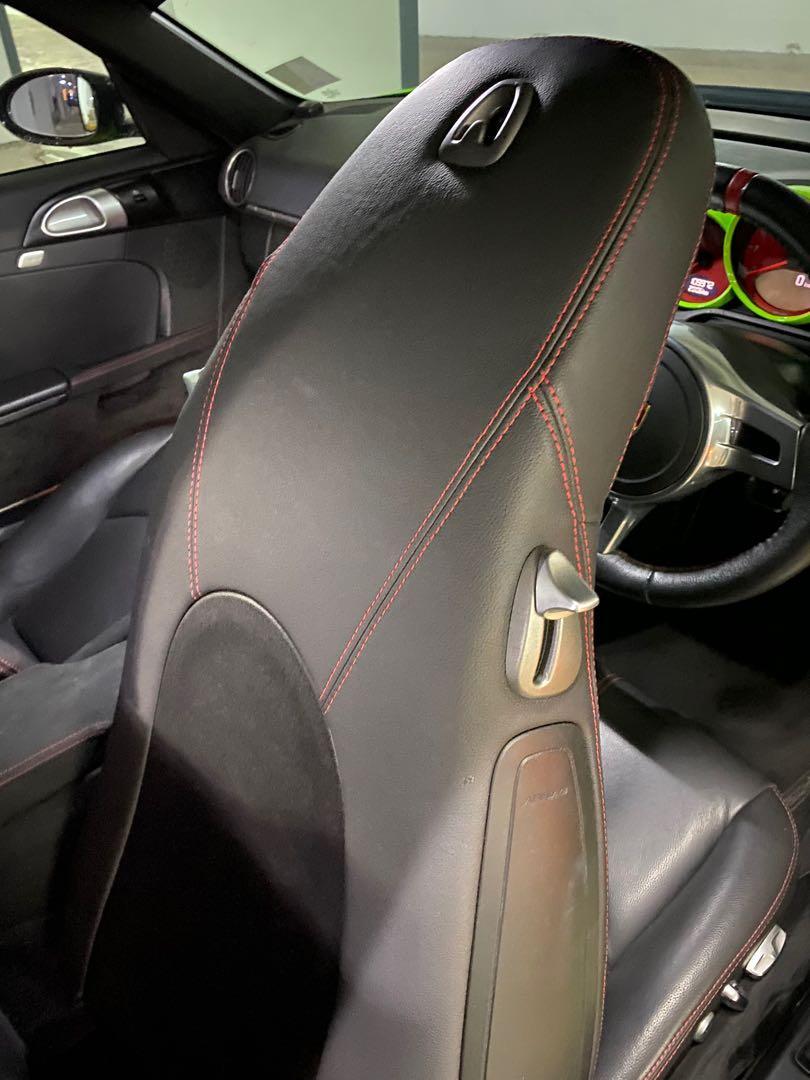 Porsche Cayman Porsche 911 Seats Car Accessories Accessories On Carousell