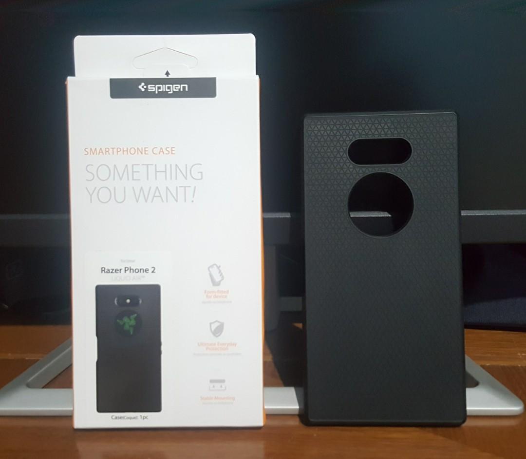 Razor phone 2- spigen liquid air case