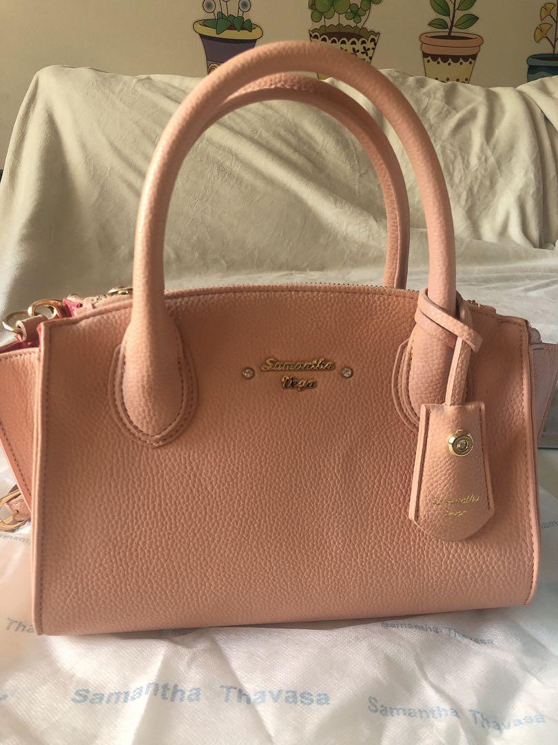 Samantha Vega small pink handbag