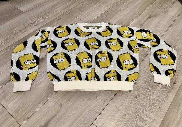 Simpson long sleeved sweater