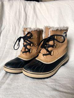 Sorel Tivoli Waterproof Winter Boots Ladies Womens