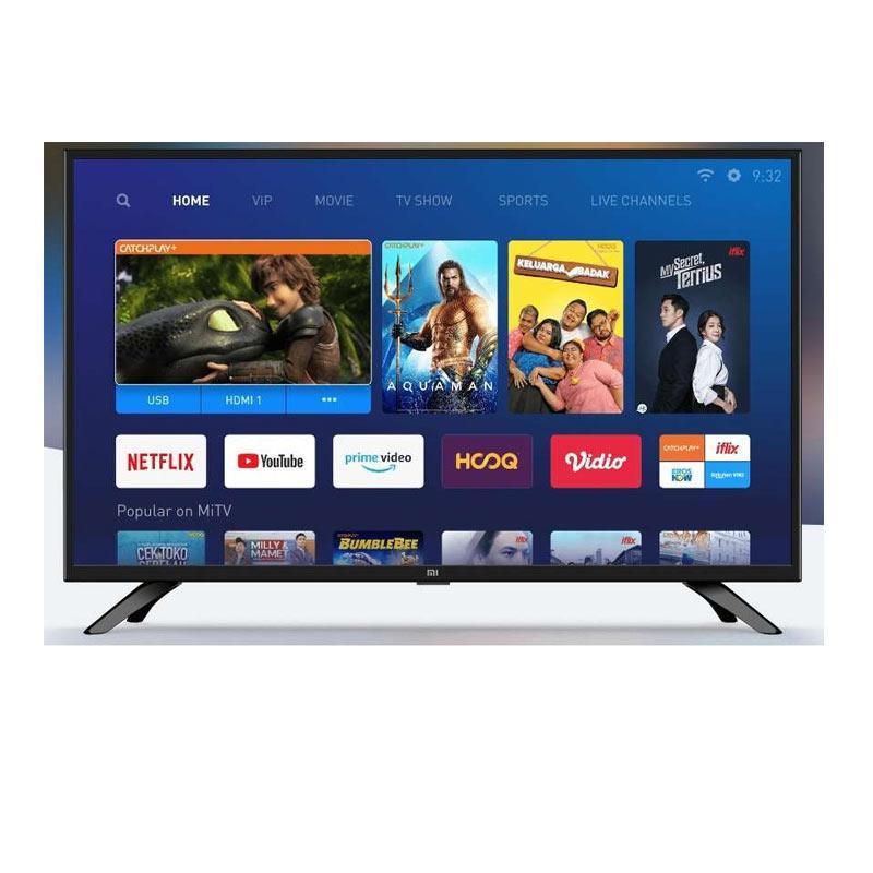 Xiaomi New Mi TV 4 Smart TV [32 Inch] Kredit Proses Cepat