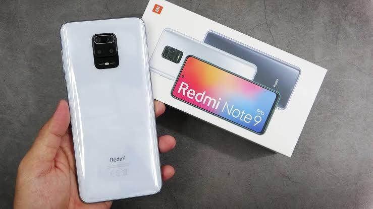 Xiaomi Redmi Note 9 Pro White 8GB/128GB