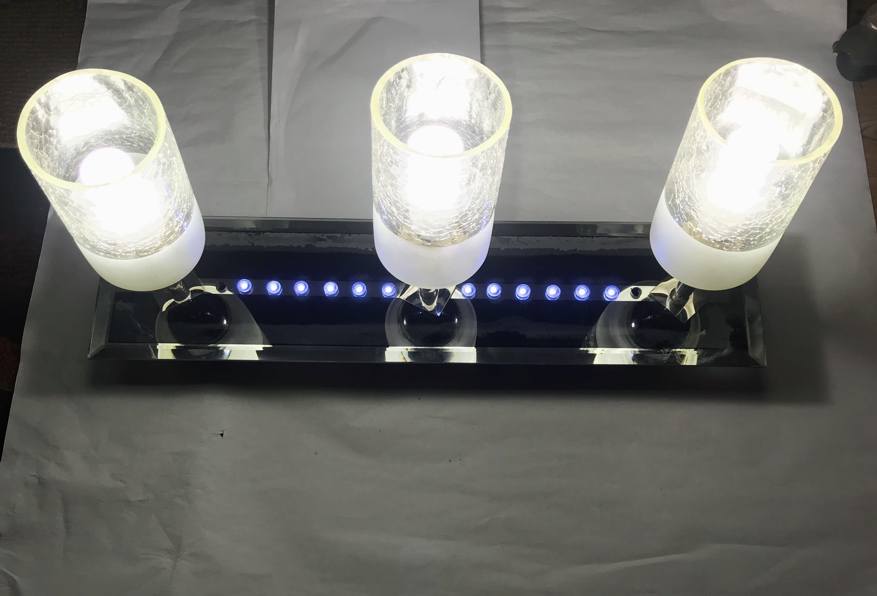 3 Set Lampu Cantik Untuk Rumah Candelia Light Home Furniture Home Decor On Carousell